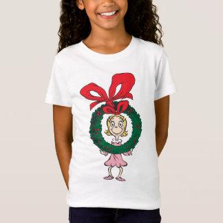 T-Shirt Dr. Seuss | Cindy-Lou qui - guirlande