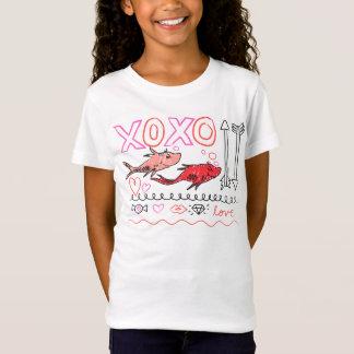 T-Shirt Dr. Seuss Valentine   XOXO