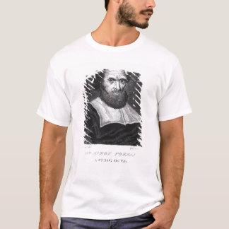 T-shirt Dr. Simon Forman de portrait gravée par Godfrey