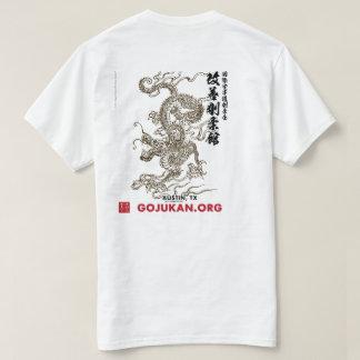 T-shirt Dragon chinois T de Kaizen Gojukan