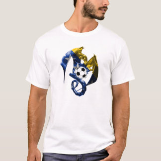 T-shirt Dragon de la Bosnie