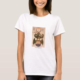 T-shirt Dragon de l'alchimie des femmes