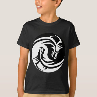 T-shirt Dragon de Yin Yang