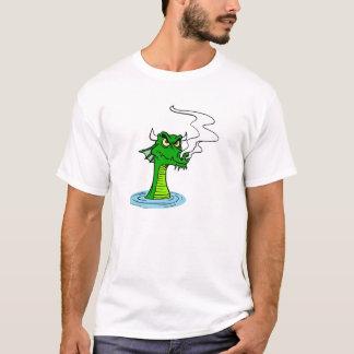 T-shirt Dragon d'eau fâché