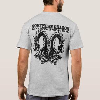T-shirt Dragon du nord Kung Fu Etats-Unis