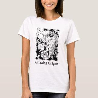 T-shirt Dragon extraordinaire d'origines