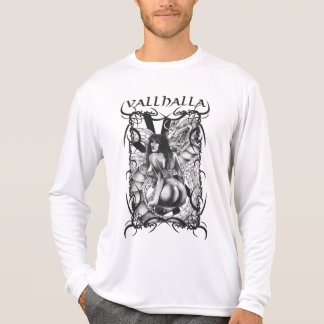 T-shirt dragon lilly dans le vallhalla