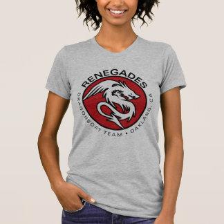 T-shirt Dragon lisse