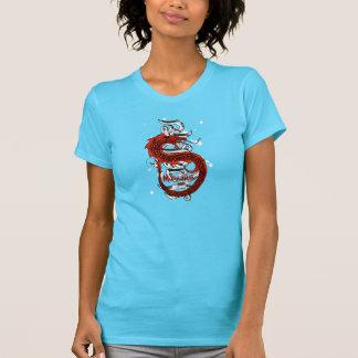 T-shirt Dragon Muay-Thaïlandais