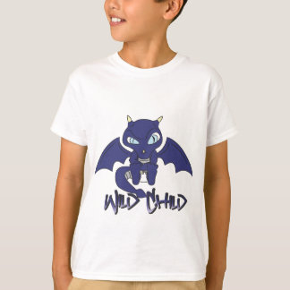 T-shirt dragon WC.ai