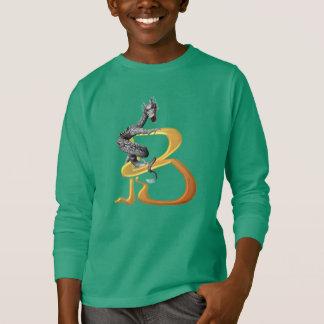 T-shirt Dragonlore B initial