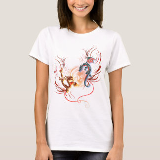 T-shirt Dragons chinois