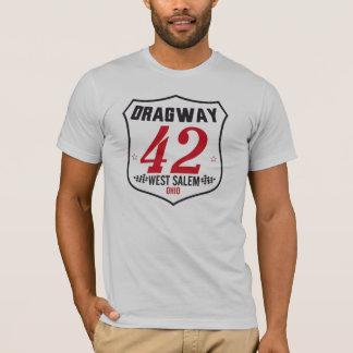 T-shirt dragway