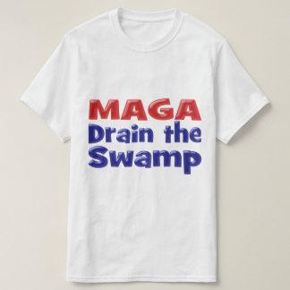 T-shirt Drain de MAGA la chemise de marais