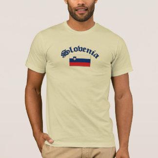 T-shirt Drapeau 1 de la Slovénie