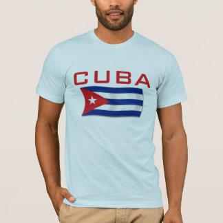 T-shirt Drapeau 1 du Cuba