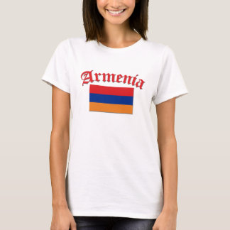 T-shirt Drapeau arménien 2
