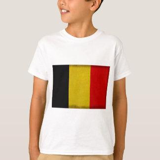 T-shirt Drapeau Belgique Belge