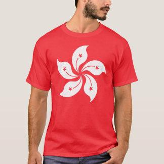 """T-shirt Drapeau """"classique """" de Hong Kong"""