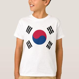 T-shirt Drapeau coréen Séoul S.K. Koreans Pride de la