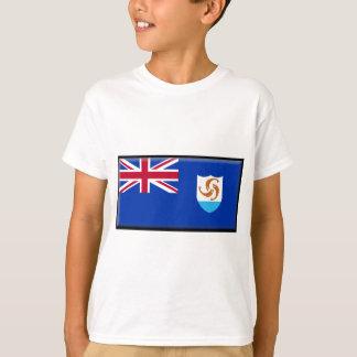 T-shirt Drapeau d'Anguilla