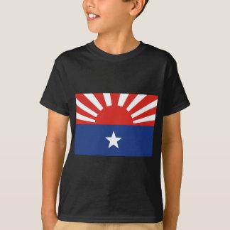 T-shirt Drapeau d'armée de libération nationale de Karen