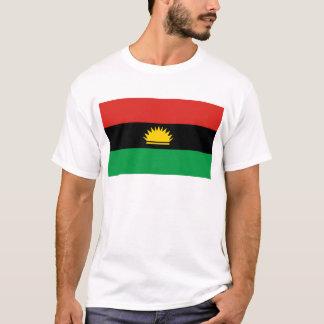 T-shirt Drapeau de Biafra (Bịafra)