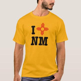 T-shirt Drapeau de chemise de nanomètre plat