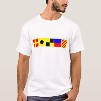 T-shirt Drapeau de code Riley