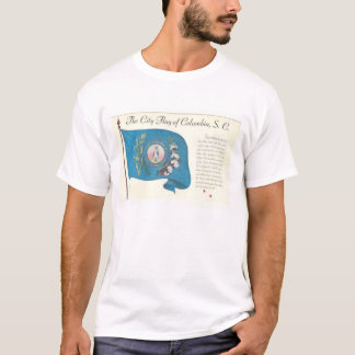 T-shirt Drapeau de Colombie