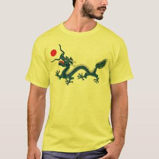 T-shirt Drapeau de dynastie de Qing