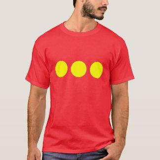 T-shirt Drapeau de Freetown Christiania