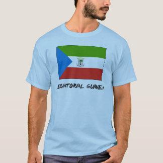 T-shirt Drapeau de Guinée équatoriale