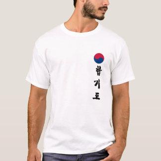 T-shirt Drapeau de Hapkido