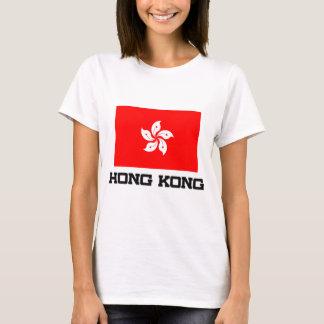 T-shirt Drapeau de Hong Kong