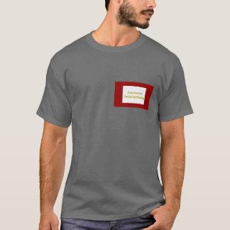 T-shirt Drapeau de Jacobite