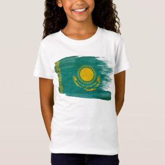 T-Shirt Drapeau de Kazakhstan