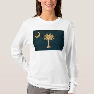 T-shirt Drapeau de la Caroline du Sud