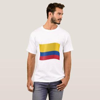 T-shirt Drapeau de la Colombie