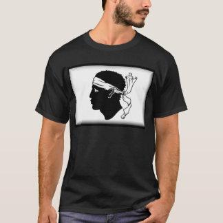 T-shirt Drapeau de la Corse