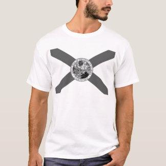T-shirt Drapeau de la Floride Posterized
