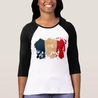 T-shirt Drapeau de la France