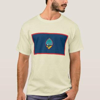 T-shirt Drapeau de la Guam