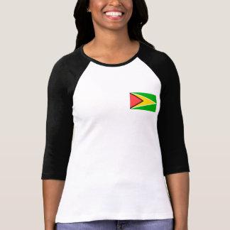 T-shirt Drapeau de la Guyane