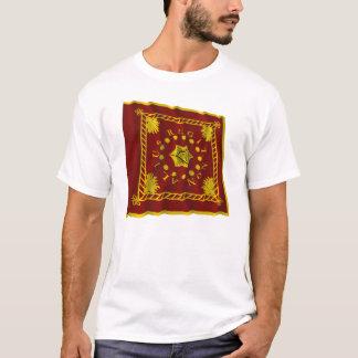 T-shirt Drapeau de la légion de Pulaski