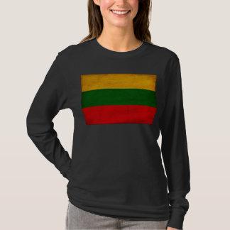 T-shirt Drapeau de la Lithuanie