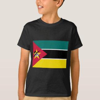 T-shirt Drapeau de la Mozambique