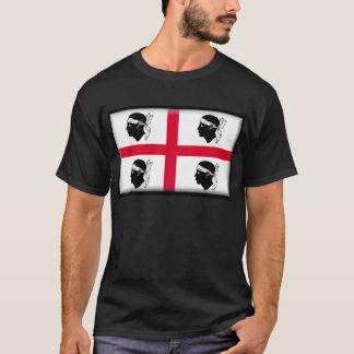 T-shirt Drapeau de la Sardaigne (Italie)