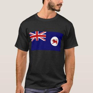 T-shirt Drapeau de la Tasmanie
