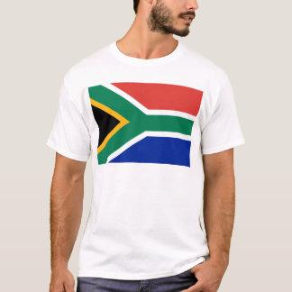 T-shirt Drapeau de l'Afrique du Sud - Vlag van Suid-Afrika